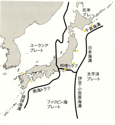 日本 プレート